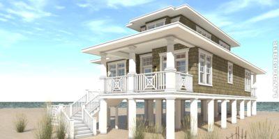 Landlubber House Plan - Tyree House Plans