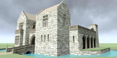 Castle House Plans Tyree House Plans