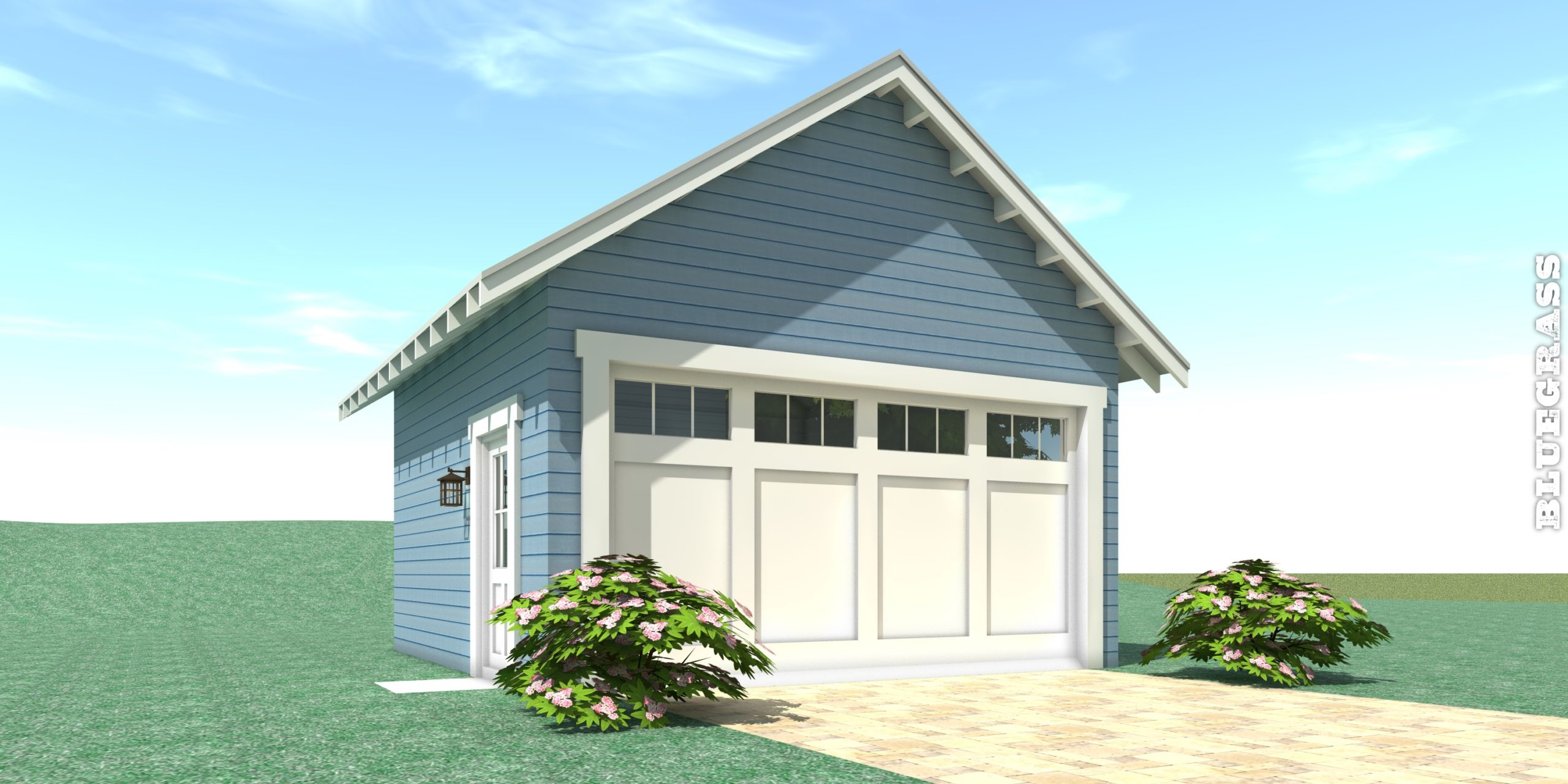 Bluegrass House Plan by Tyree House Plans
