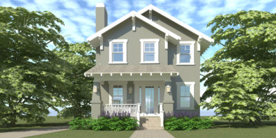 Comstock House Plan - Tyree House Plans