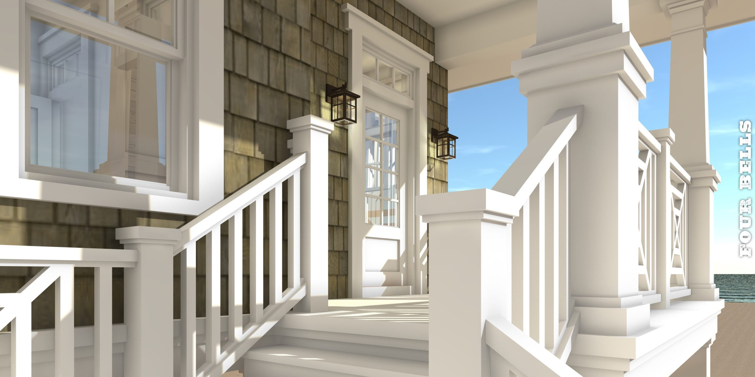 Four Bells House Plan - Tyree House Plans