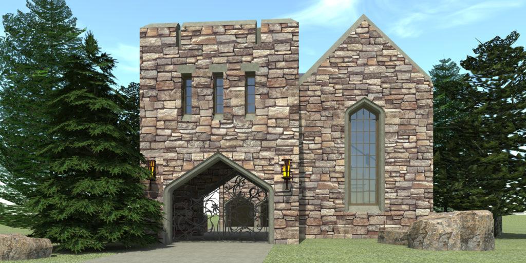 Jilyn Castle Plan By Tyree House Plans