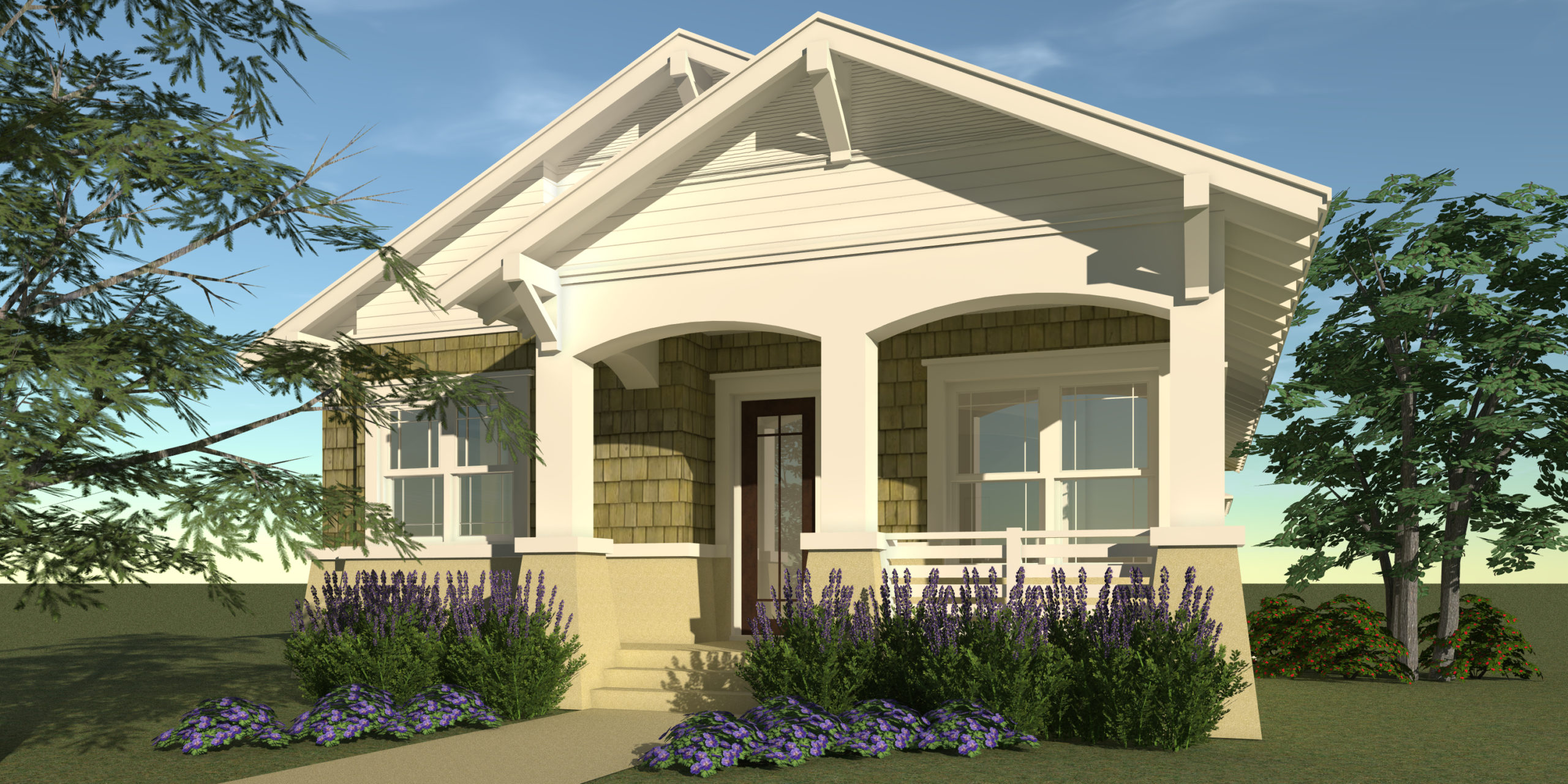 Kathleen House Plans