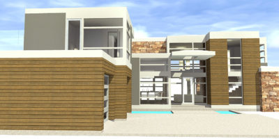 Mesa House Plan