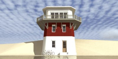 Beaufort Scale House Plan