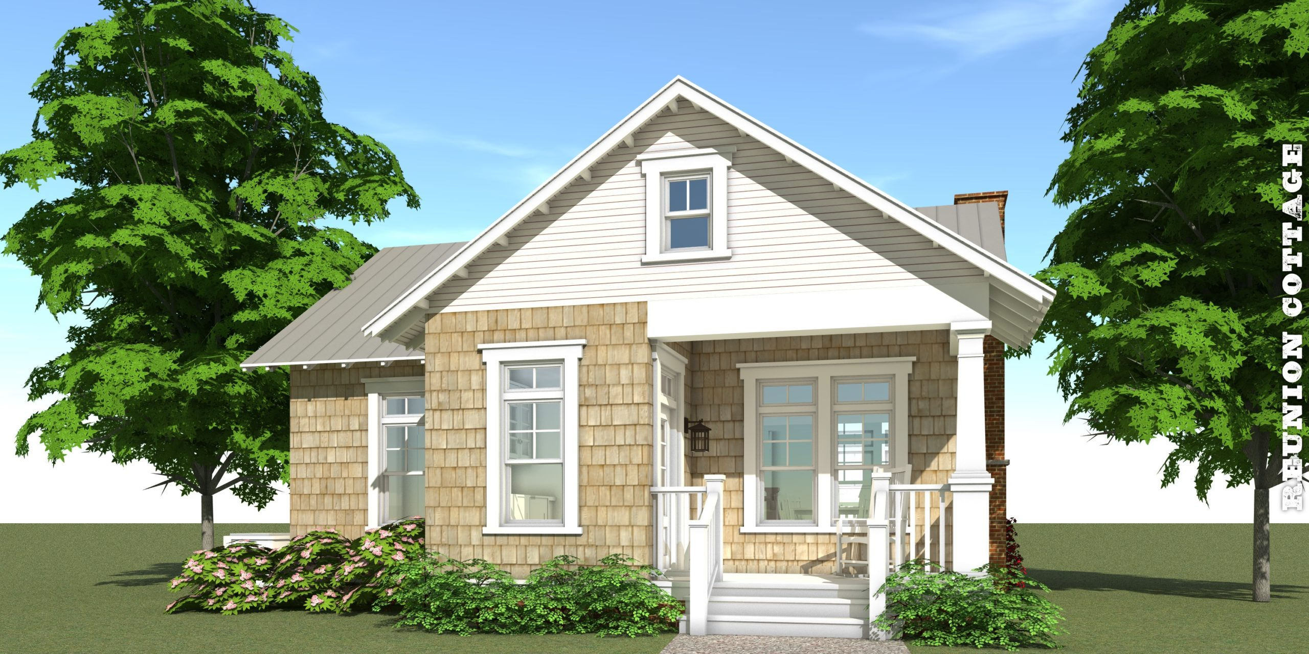 Reunion Cottage House Plan - Tyree House Plans