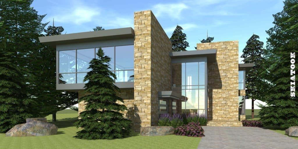 Skiatook House Plan - Tyree House Plans