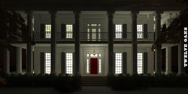 Twelve Oaks House Plan - Tyree House Plans