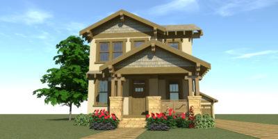 Wagoner House Plan
