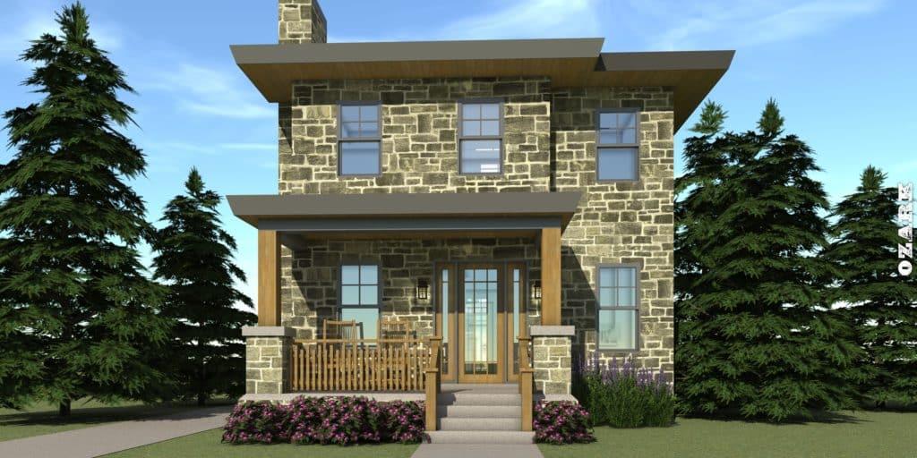 Ozark House Plan - Tyree House Plans