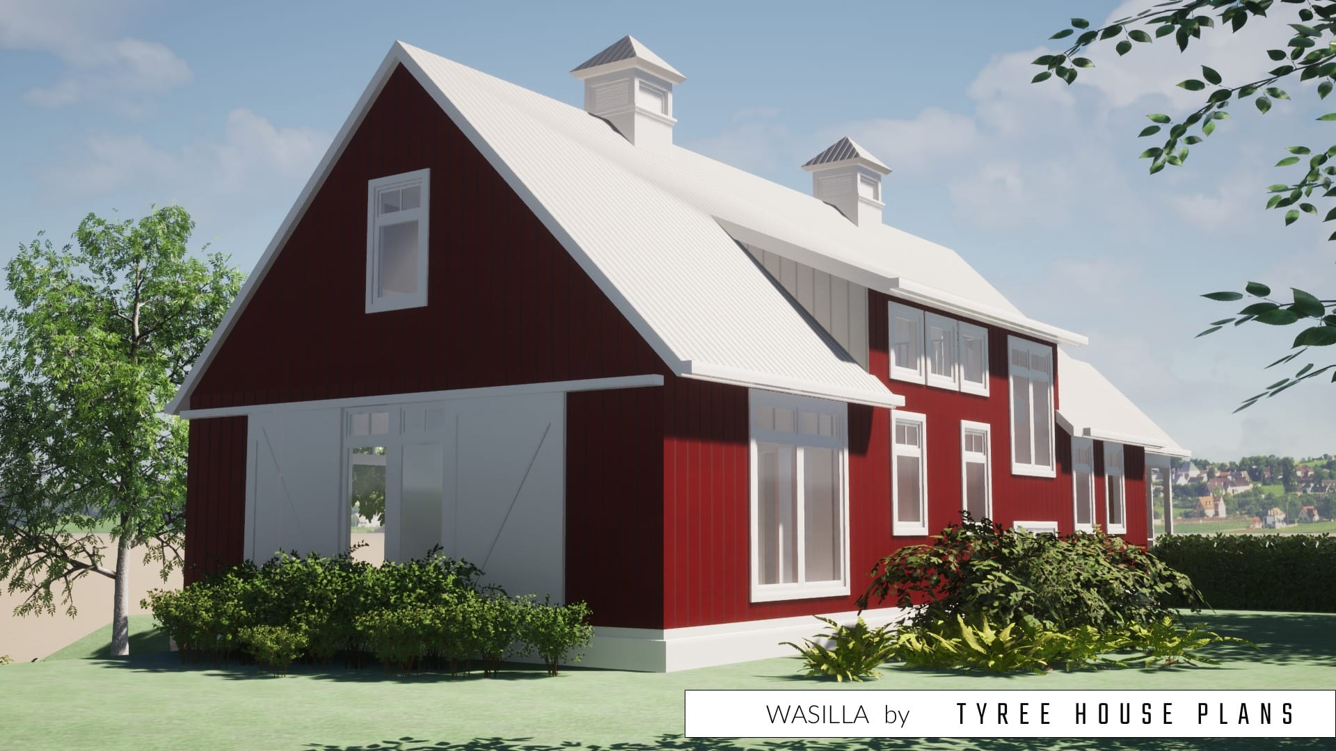 Wasilla House Plan by Tyree House Plans