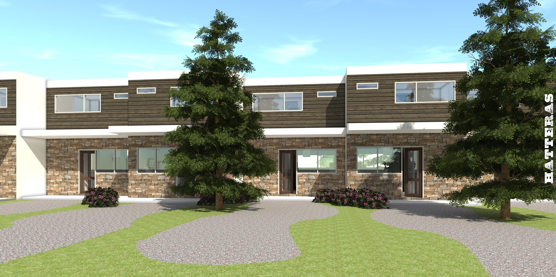 Hatteras Multi-Family Plan - Tyree House Plans
