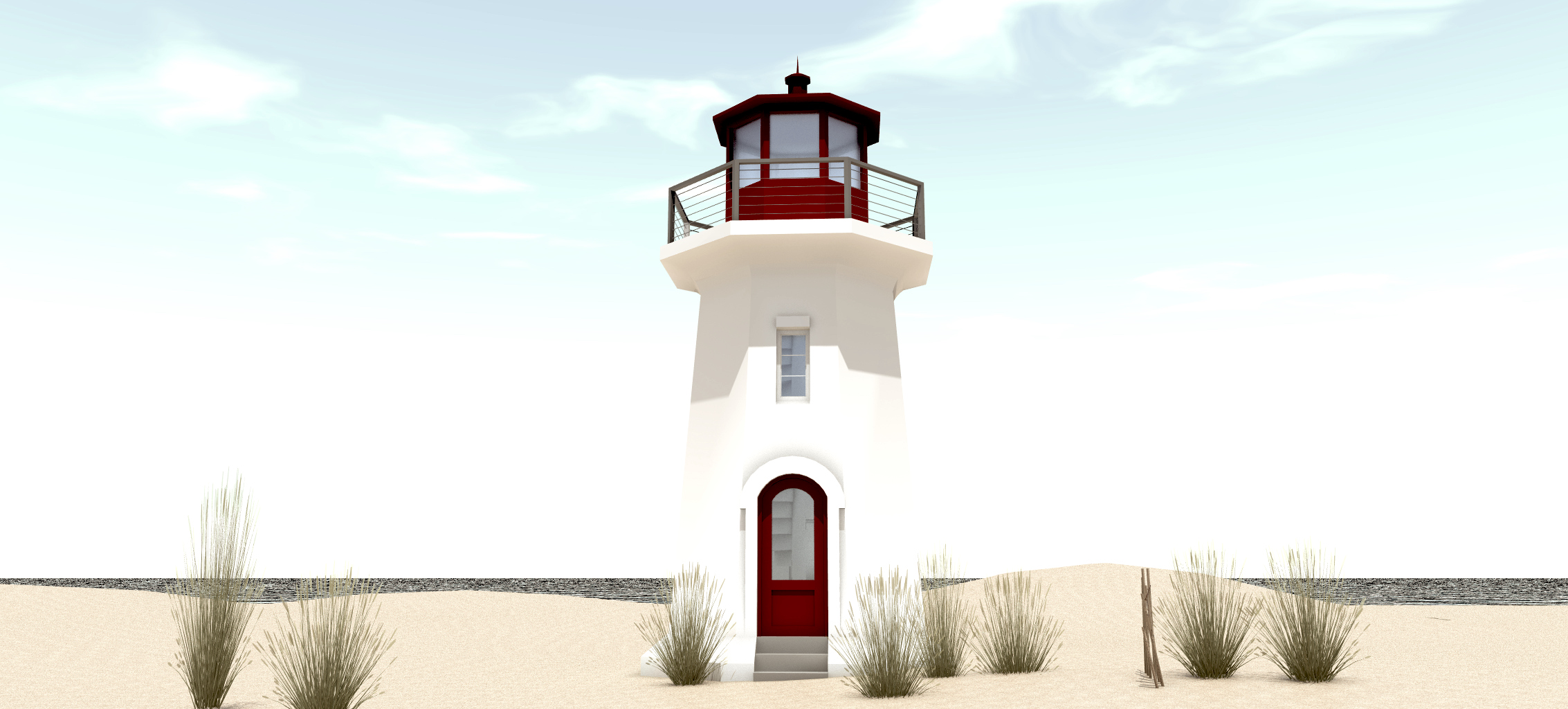 Kittee 39 s lighthouse tower plan tyree house plans for Lighthouse home plans