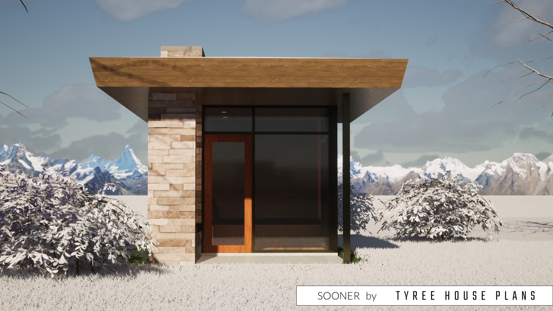 Sooner Plan by Tyree House Plans