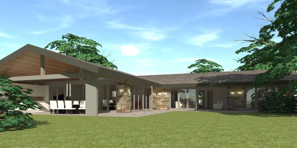 Azalea House Plans - Tyree House Plans