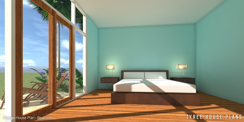 Bedroom - Mango House Plan