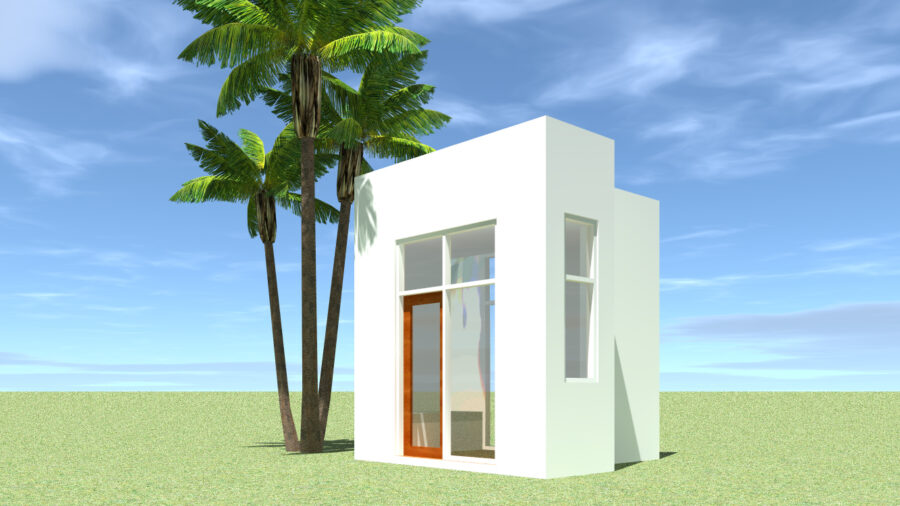 Coconut Plan - Tyree House Plans