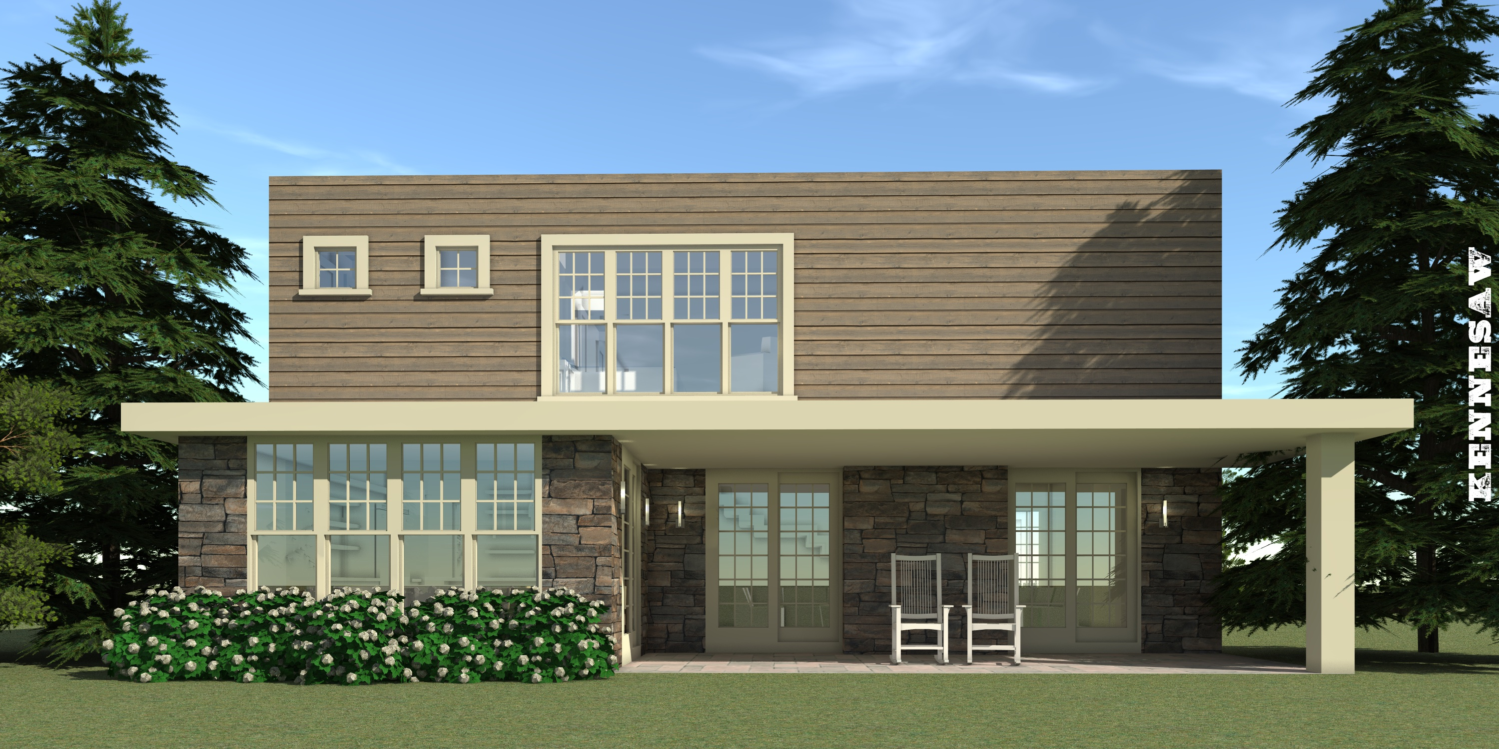 Kennesaw House Plan by Tyree House Plans