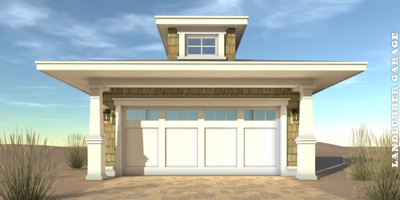 Landlubber Garage Plan - Tyree House Plans