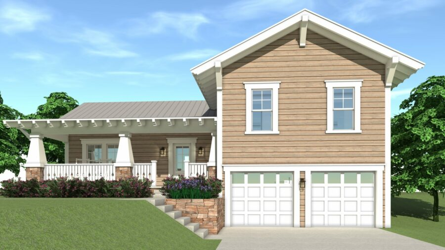 Deven House Plan - Tyree House Plans