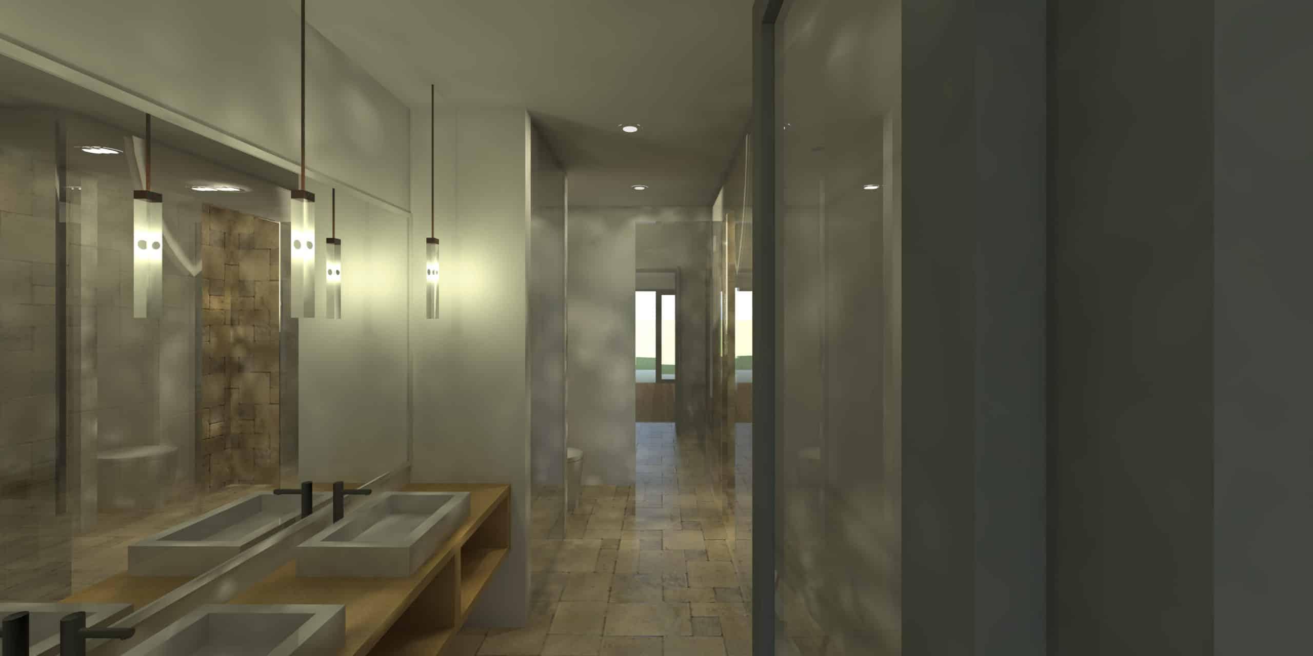 Lakemont House Plan - Master Bath