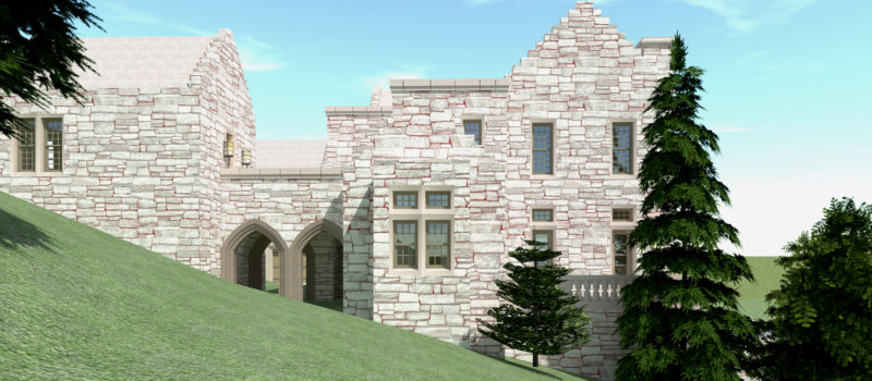 Declan Castle Plan - Tyree House Plans