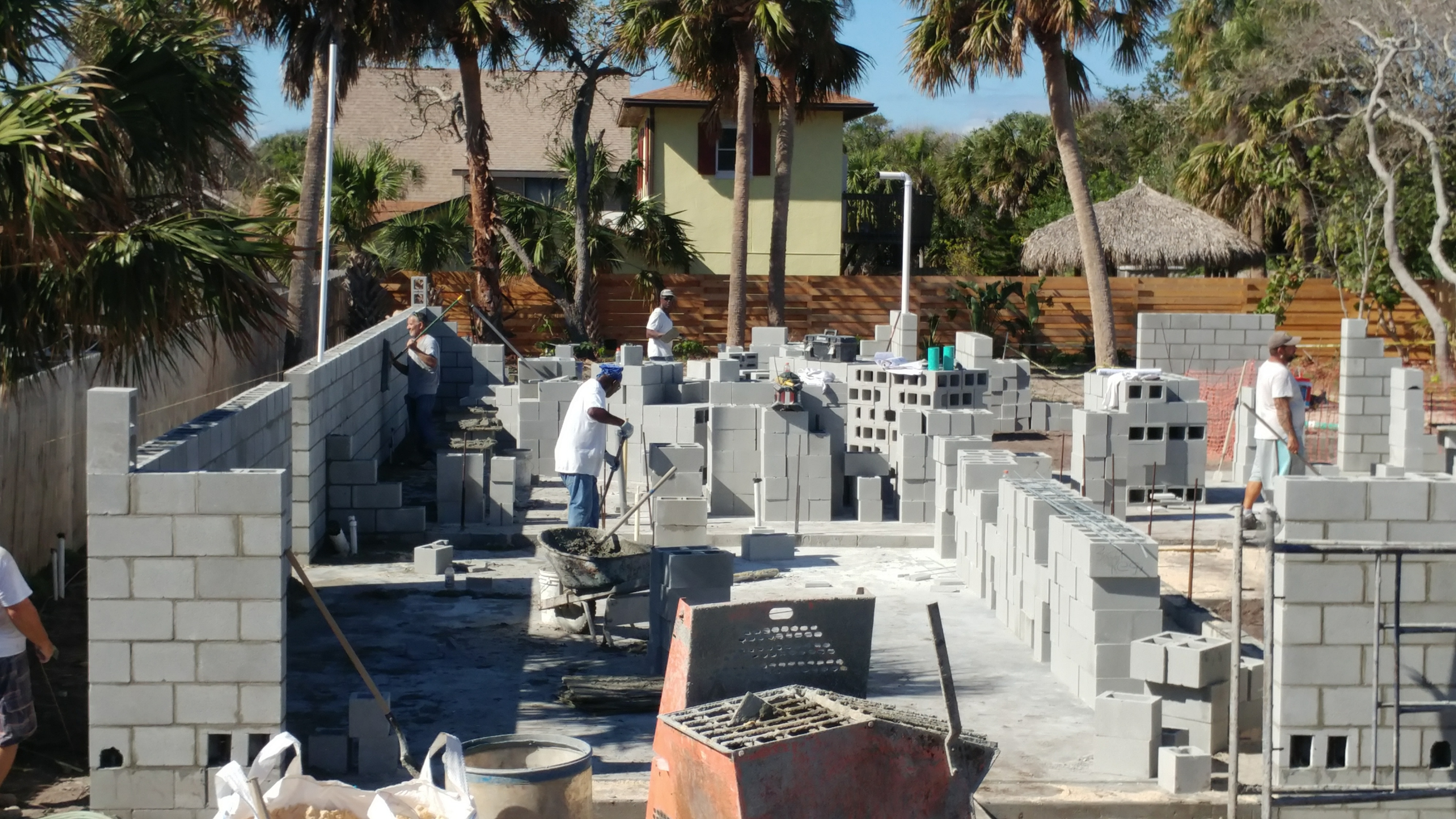Concrete block in florida tyree house plans for Block home builders in florida