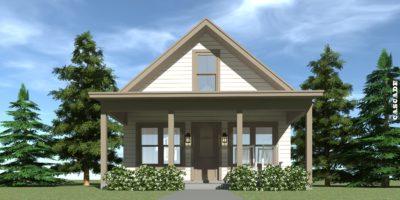 Cascade House Plan - Tyree House Plans