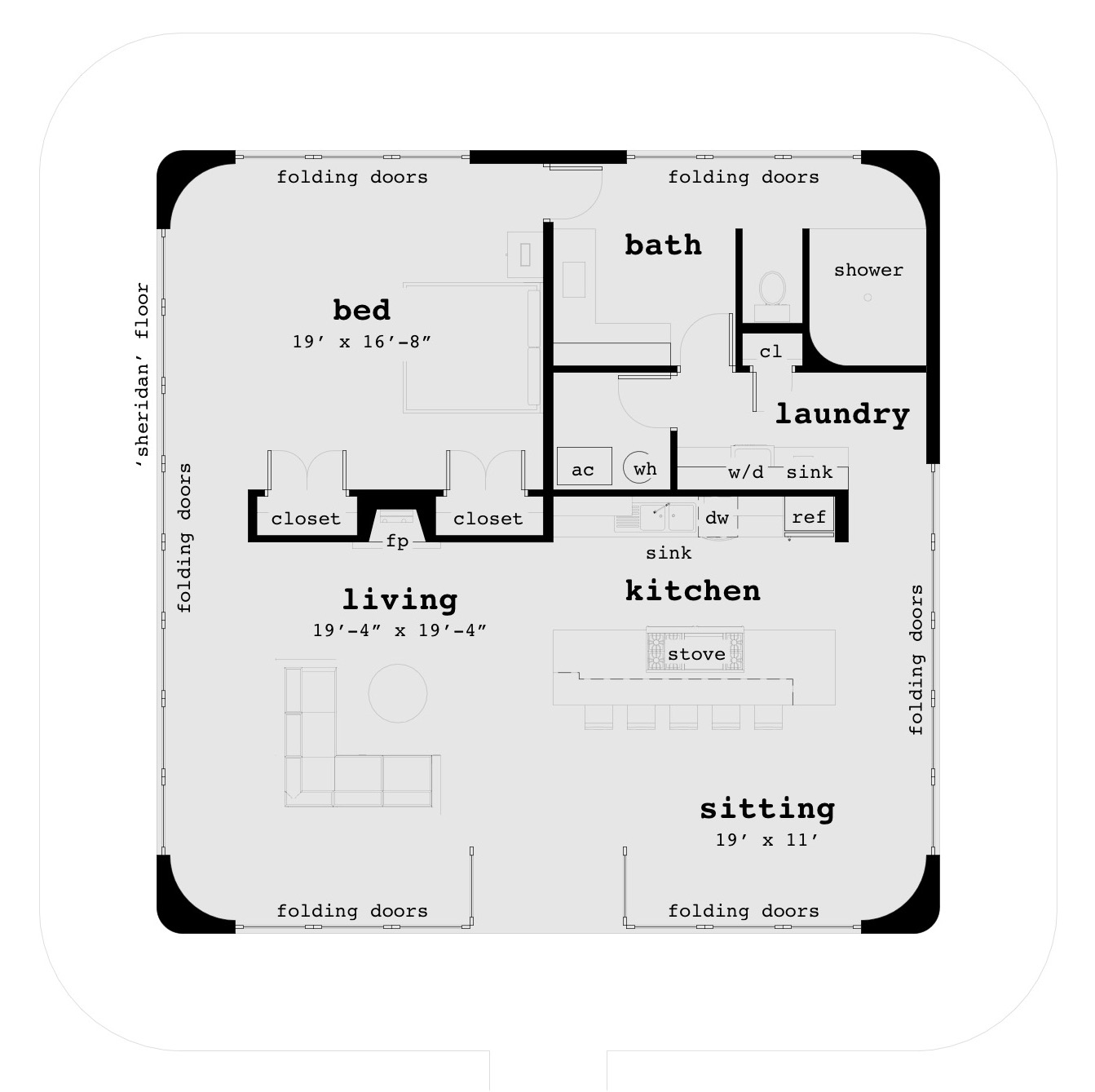 Tyree House Plans