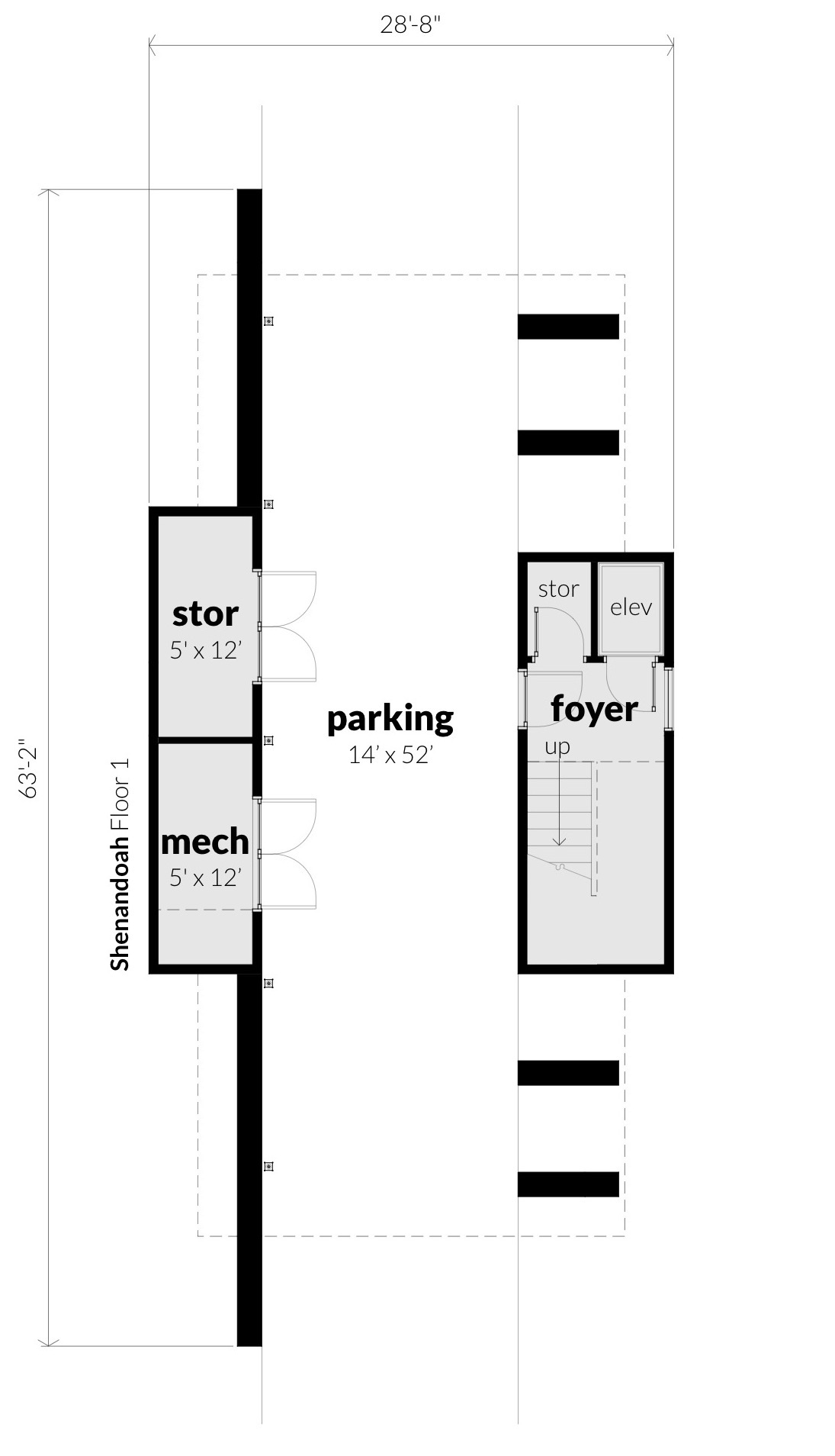 Shenandoah House Plan by Tyree House Plans