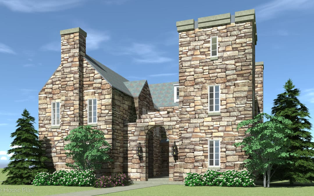 Dailey Castle Plan is Here.