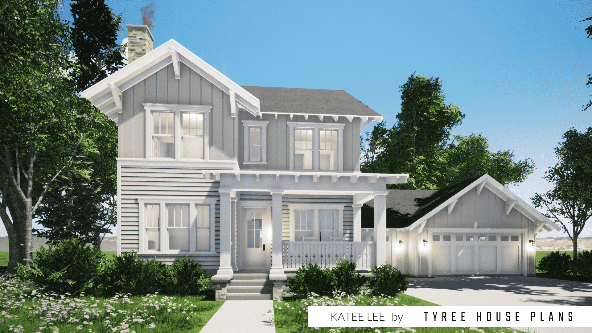 Katee Lee House Plan by Tyree House Plans