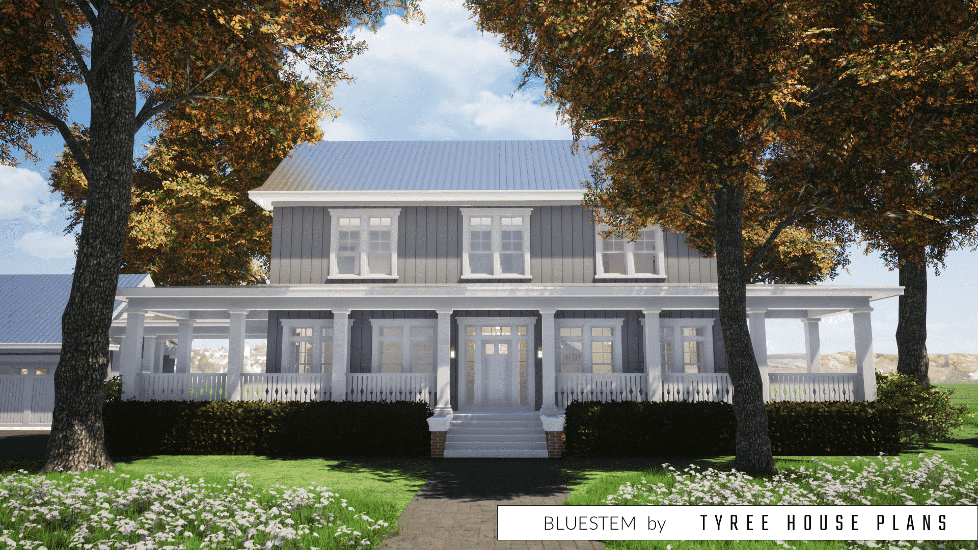 Bluestem by Tyree House Plans