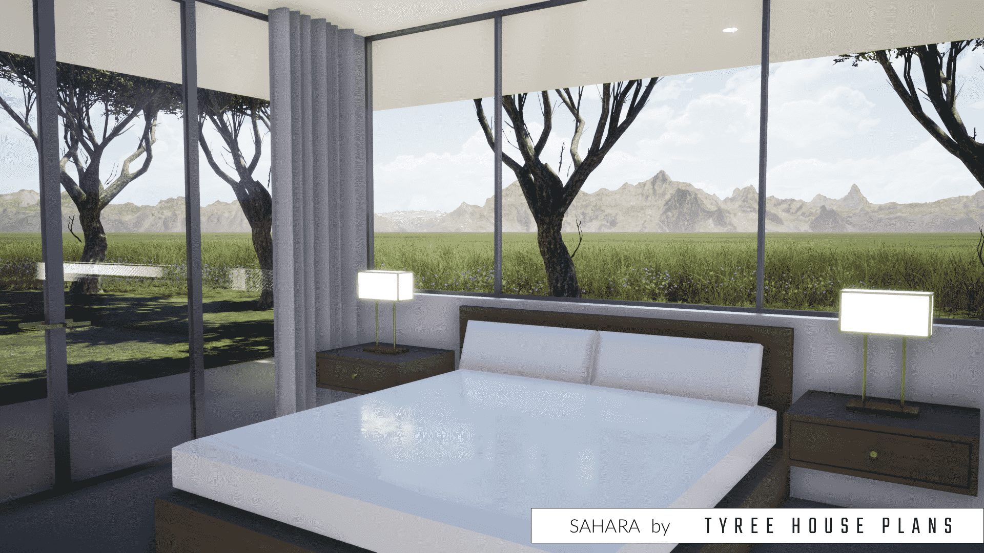 Sahara by Tyree House Plans