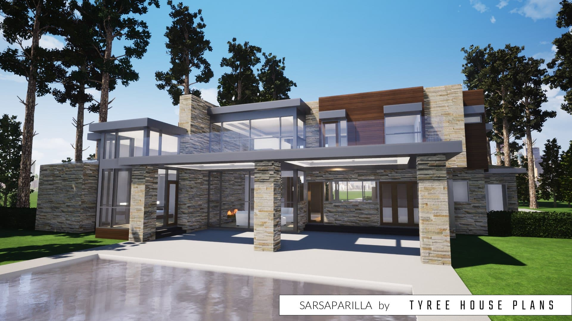 Sarsaparilla House Plan by Tyree House Plans