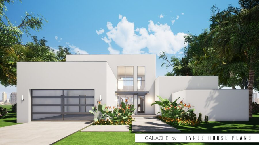 Ganache House Plan by Tyree House Plans