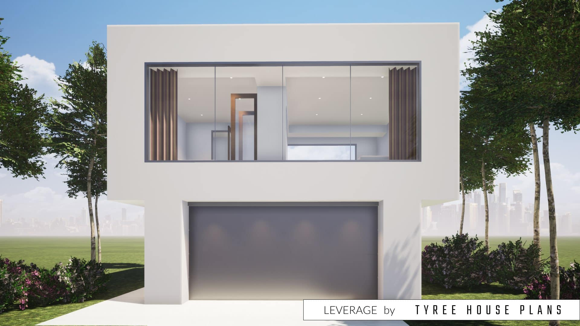 Leverage House Plan by Tyree House Plans