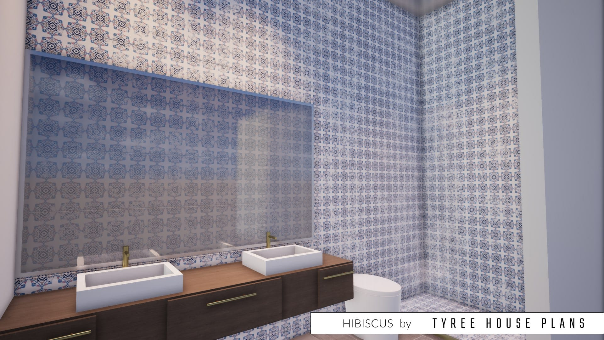Hibiscus House Plan by Tyree House Plans